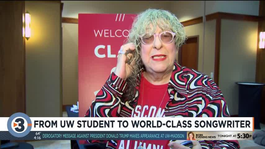 From UW student to world-class songwriter