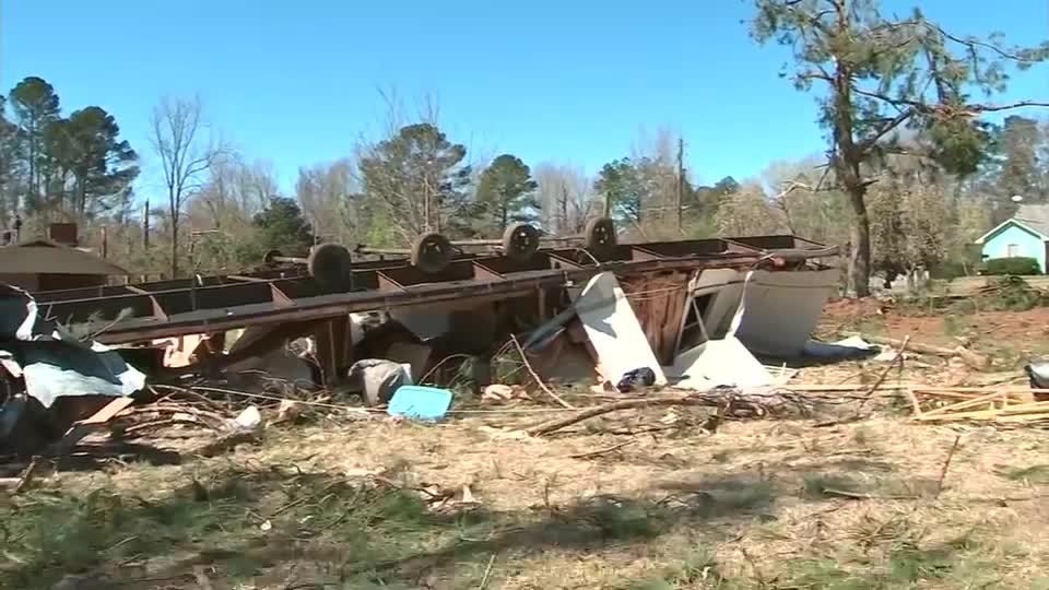 Alabama turns its attention to recovery efforts, funerals