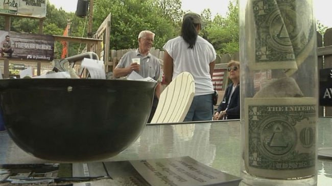 Second attempt at fundraiser helps give veterans second chance