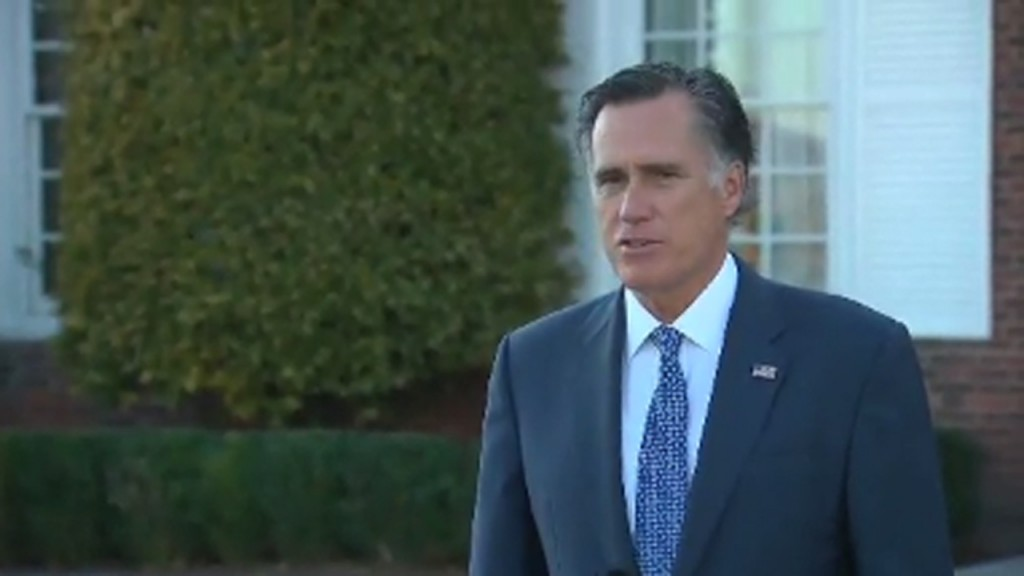 Romney says no evidence of impeachable conduct for Trump
