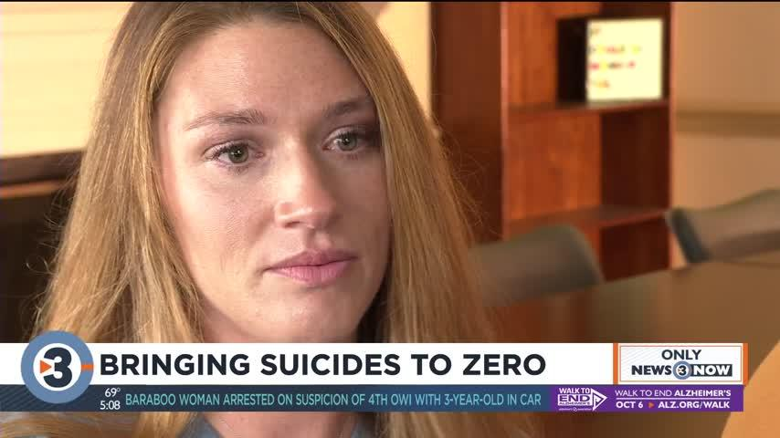 Group aims to bring suicides to zero