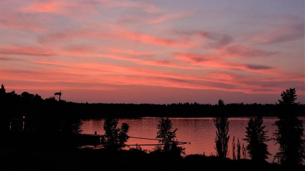 Sunsets this weekend in the Upper Midwest will be stunning
