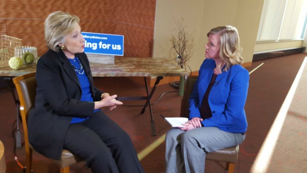 Clinton pledges to 'do quite well' in Wisconsin