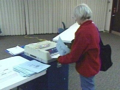 Absentee voting brisk ahead of recall election