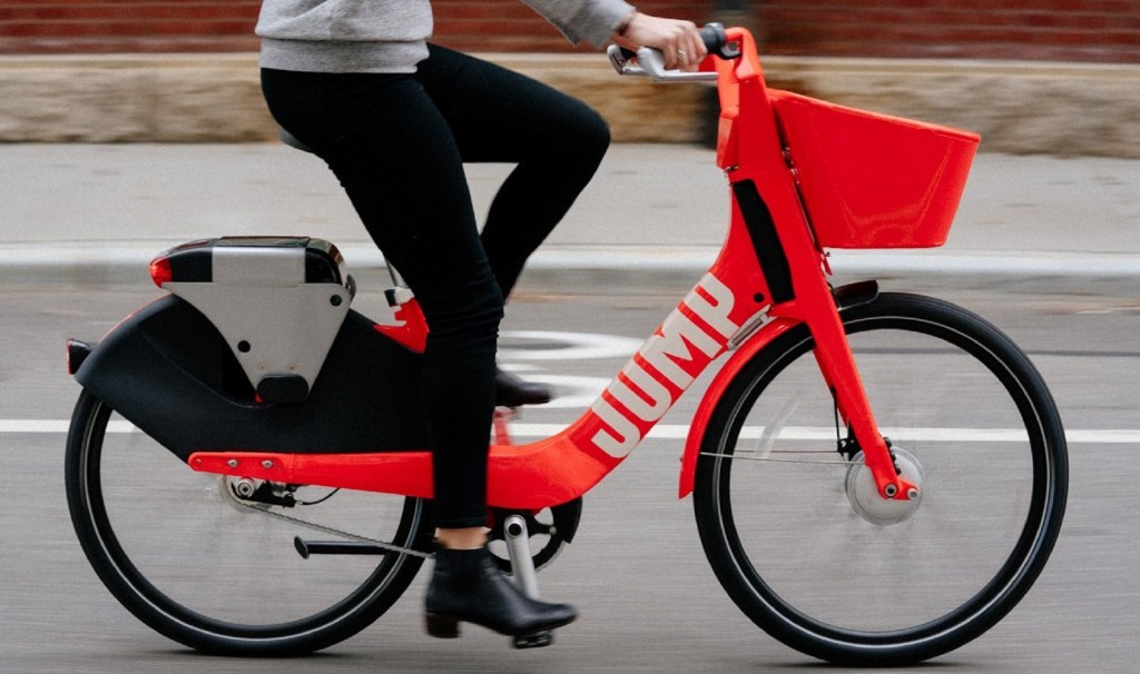 Uber's e-bikes are cannibalizing rides from Uber's cars