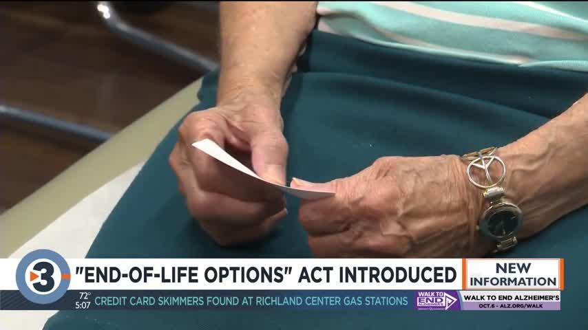 """End-of-Life Options"" Act introduced"