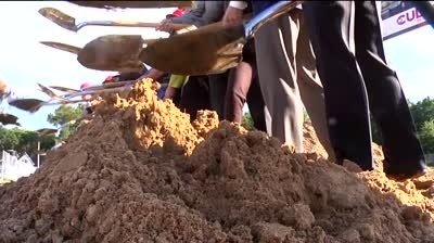 Local businesses excited about groundbreaking at Union Corners