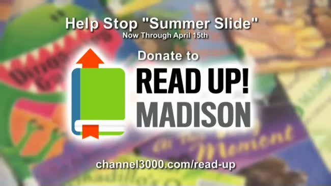 Support for Read Up! Madison Fund means more kids reading this summer
