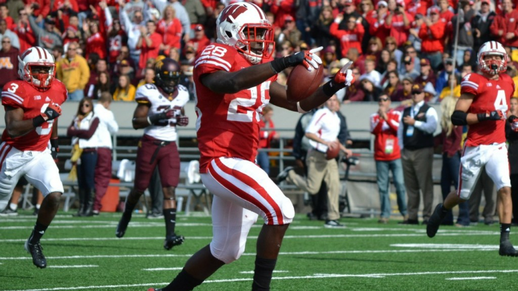 Former Badger Montee Ball offering alternative to game day drinking culture with special tailgates