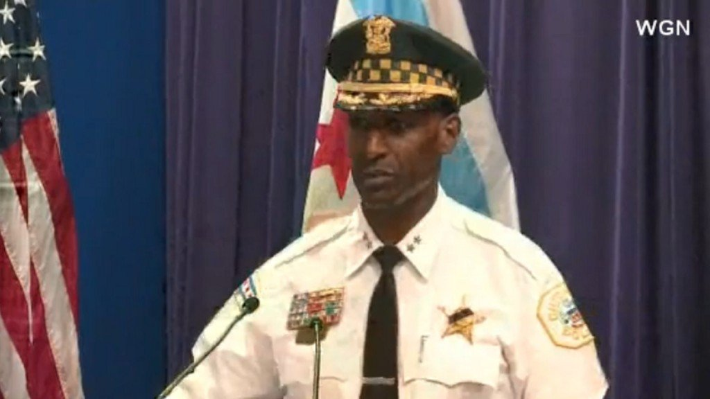 Chicago deploying hundreds of additional officers to bloodied neighborhoods