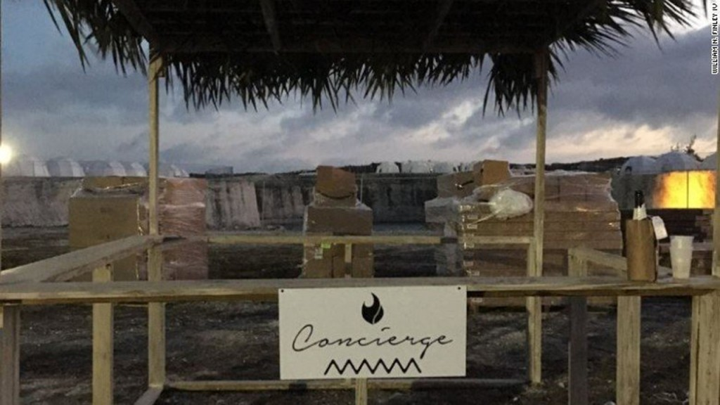 Fyre Festival organizer sentenced to 6 years in prison