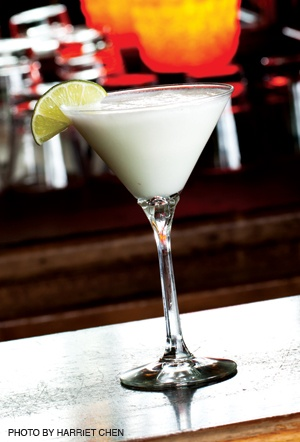 Hip Sips Cocktail of the Month: Key Lime Martini