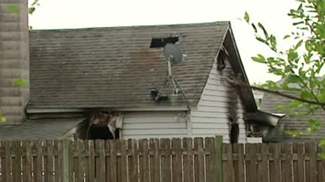 See photos of suspects, victims, Argyle house fire scene