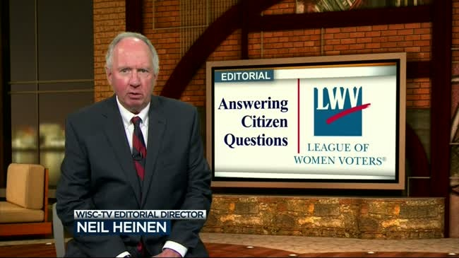 Candidates on notice: Answer LWV questionnaires