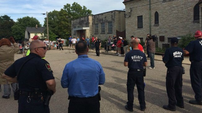 Beloit uses National Night Out to rebuild trust with community