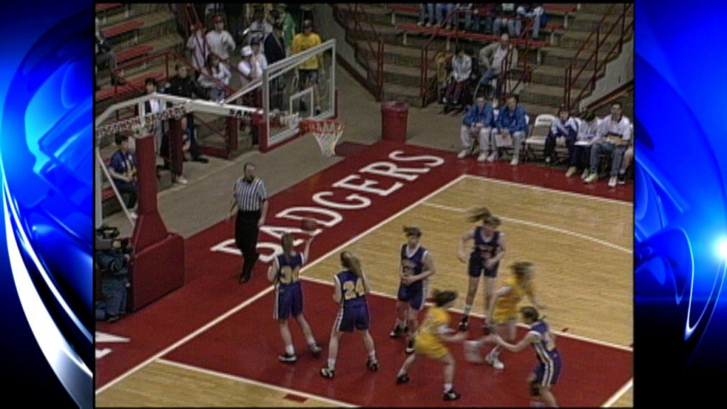 Mother of basketball player on state championship team