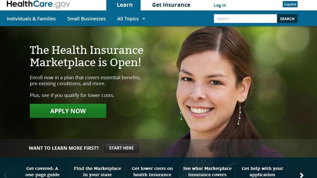 Obamacare enrollment dips only slightly despite Trump's moves