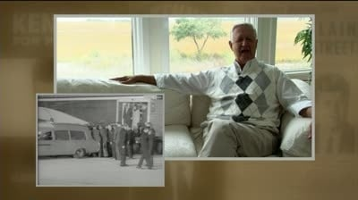 Man recalls leading Kennedy's funeral procession