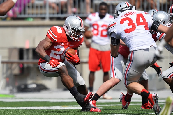 Ohio State leaves disappointment behind, focuses on Notre Dame
