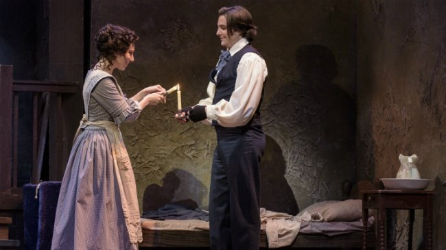 Opera review: Madison Opera makes traditional 'Boheme' new again