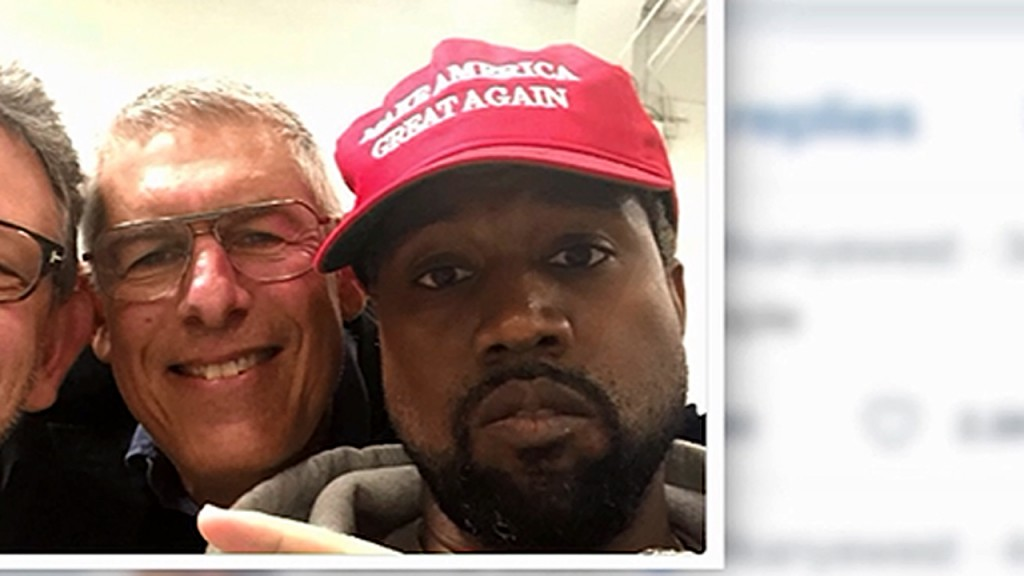 Kanye on Trump: 'The mob can't make me not love him'