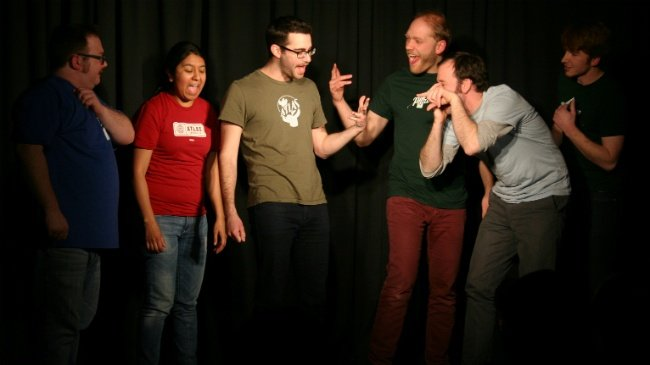 Atlas improv hosts competition to find new member