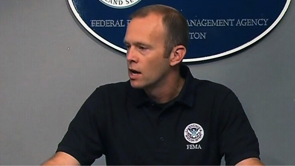 FEMA's Long says he will reimburse for vehicle usage