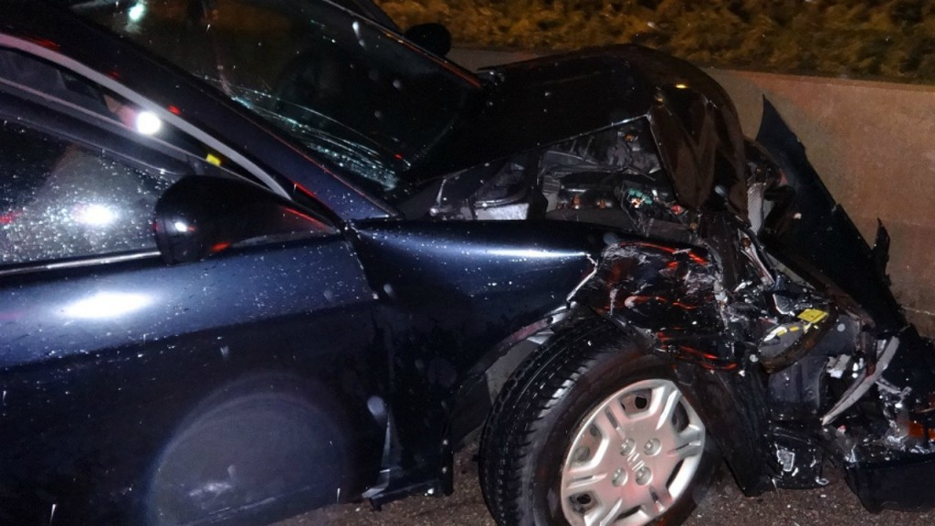 PD: McFarland woman injured after crashing into parked police car