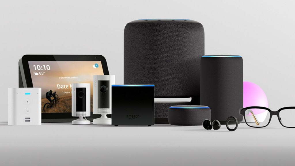 First, Alexa came into your home. Now it wants to get on your body