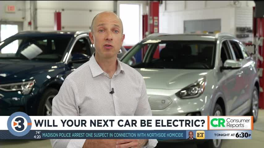 Consumer Reports: Will your next car be electric?