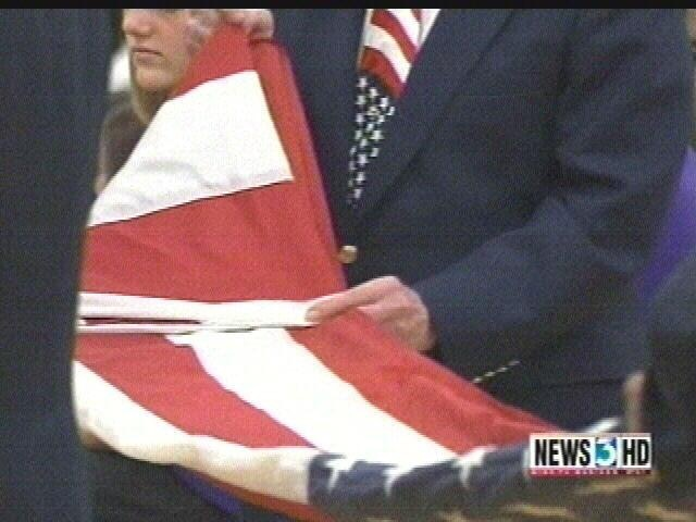 46 years after his death, Wis. Marine comes home