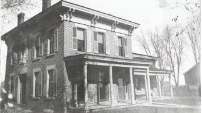 Verona Historical Society fights to save last remaining Civil War-era house