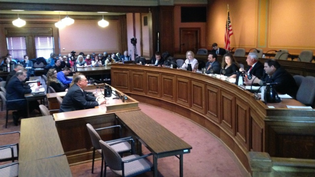 Officer-involved shooting bill gets public hearing