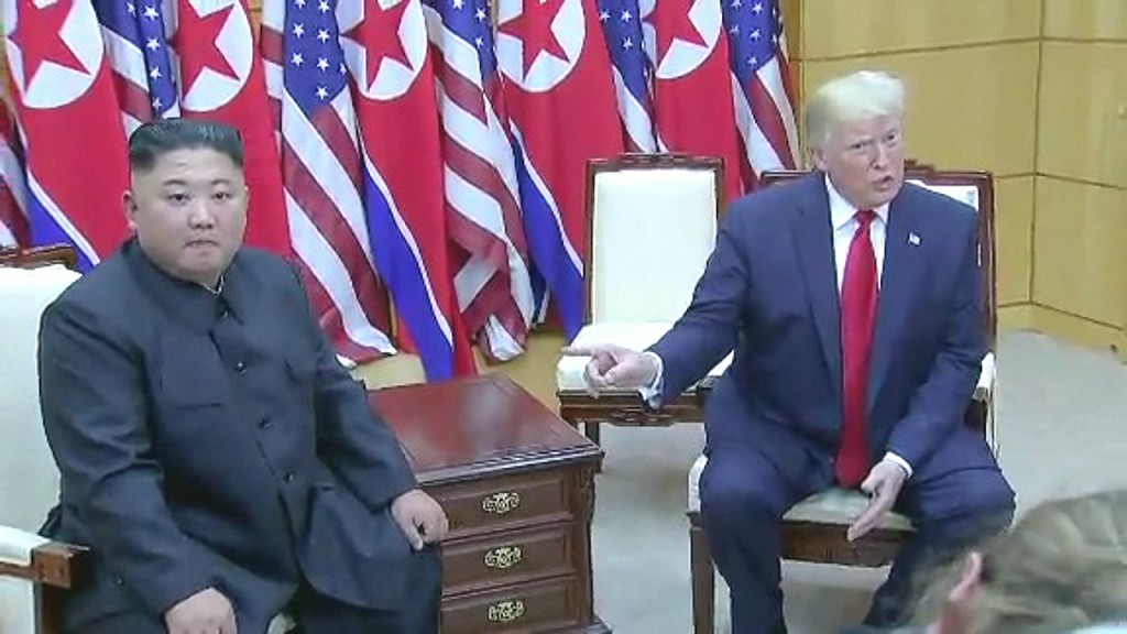 North Korea warns US could 'pay dearly'