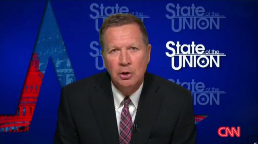 Kasich: Neither party 'cares about helping poor people'