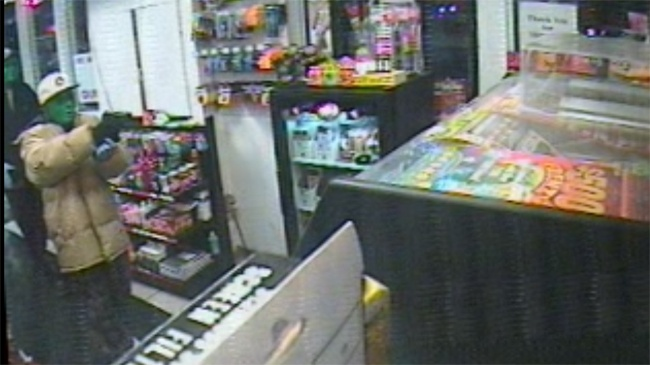 Police: Robbers who killed clerk wore green masks