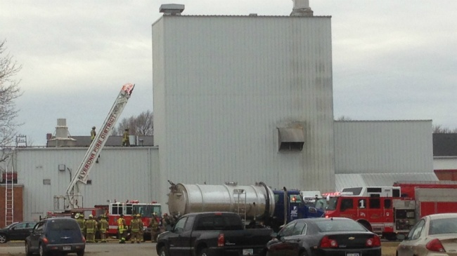 Chief: 3 fires make unusually busy day for Belleville FD
