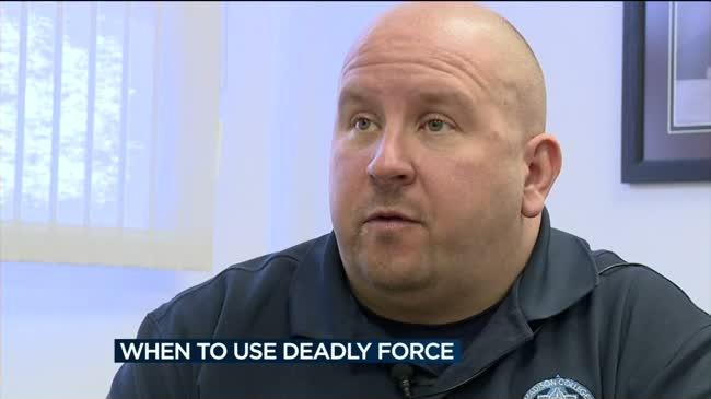 Criminal justice expert weighs in on 2 use-of-force incidents