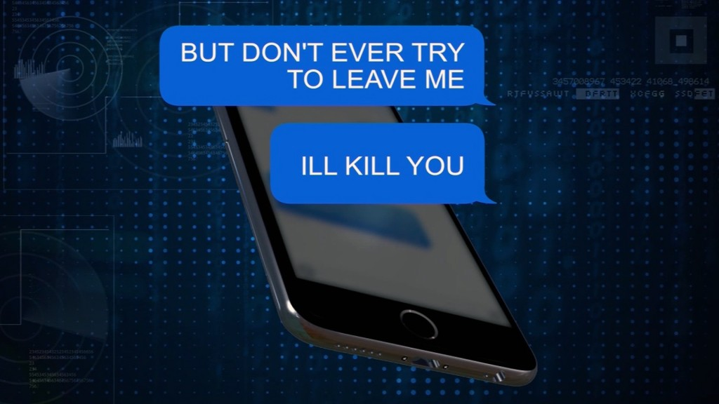 Woman charged with stalking man, sent him 65,000 text messages