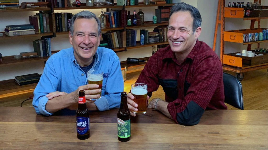 The brewers of Sam Adams and Dogfish Head merge in $300 million deal