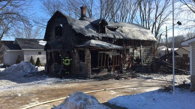 Fire that killed 2 Wauzeka sisters ruled accidental