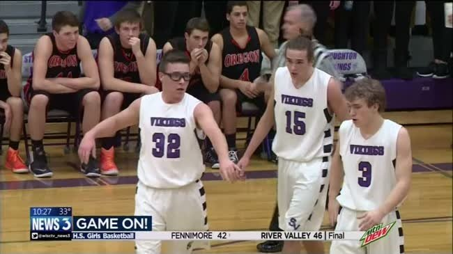 Stoughton rallies to beat Oregon, 76-62