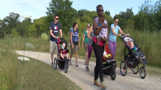 Hike it Baby group gets parents, kids active in nature