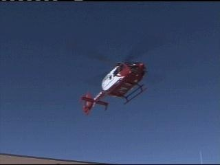 Fire chief: Man fell off Stoughton building; MedFlight responds