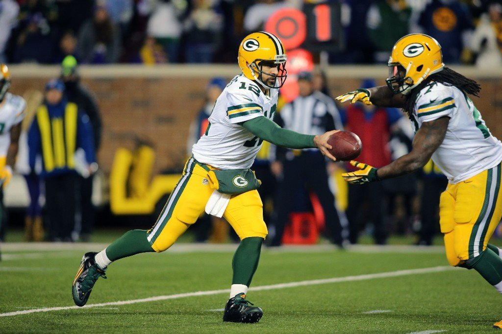Packers head into playoffs with 17 on injured list