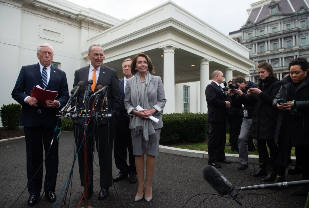 Top congressional leaders to meet with White House to talk budget