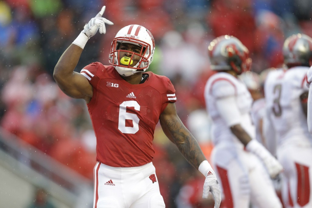 Wisconsin 24th in all-time AP top 25