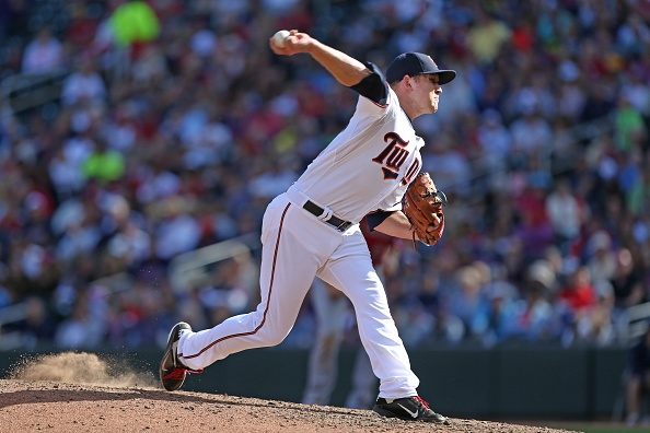 Duffey pitches 7 shutout innings as Twins beat Angels 8-1