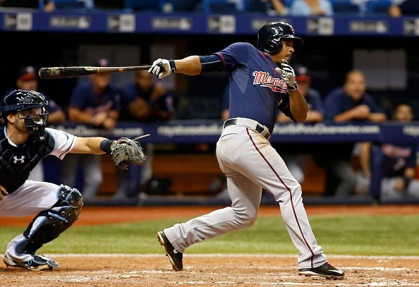 Twins win 5th straight, beat Rays 11-7 behind 3 homers