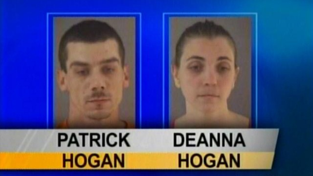 Police: Couple arrested after meth lab found in their car
